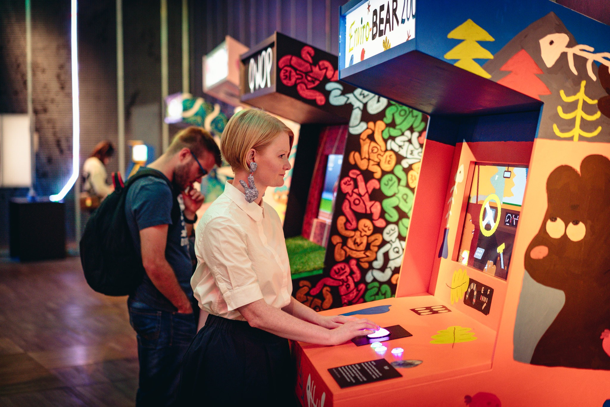 V&A videogames curator Marie Foulston picks her must-see events at MPavilion