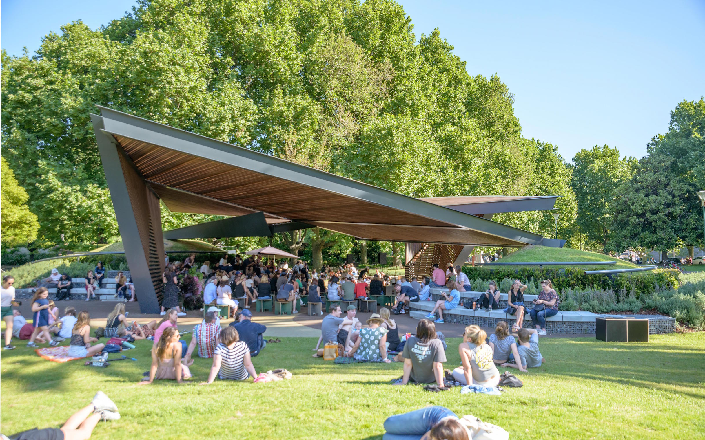 Hot town! Your top ten free events for summer