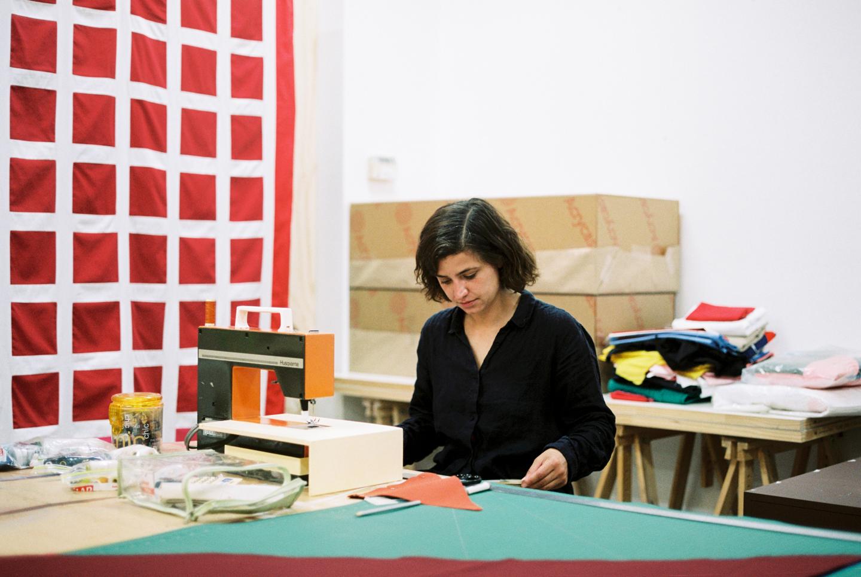 Q&A: Artist Esther Stewart brings colour and shape to MPavilion