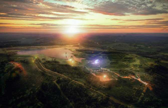 Eden Project presents 'The Future of Mine Sites'