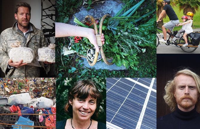 Green Magazine presents 'Green Moves, (Re)makes and Grows'