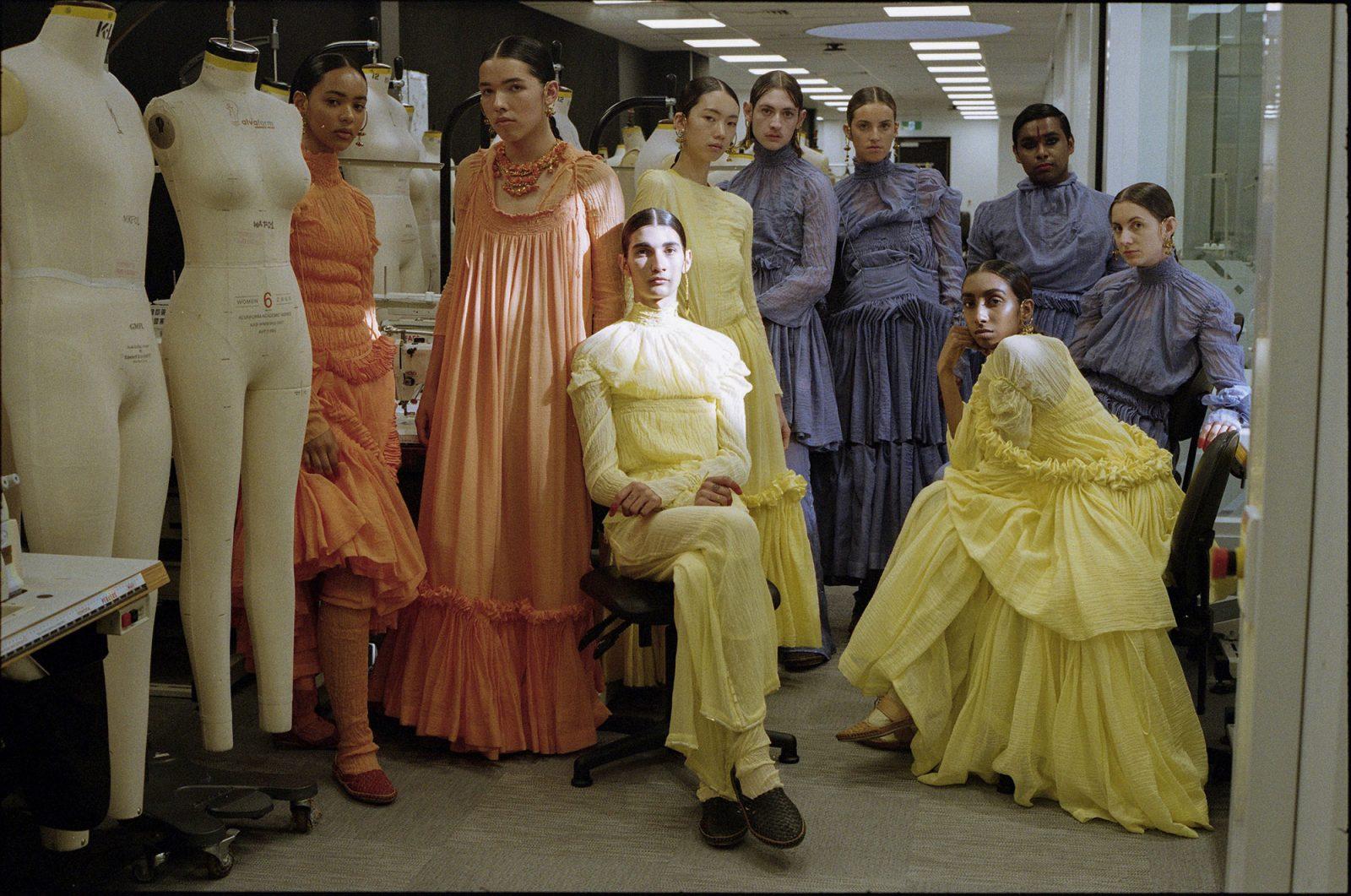 Rmit School Of Fashion And Textiles Mpavilion