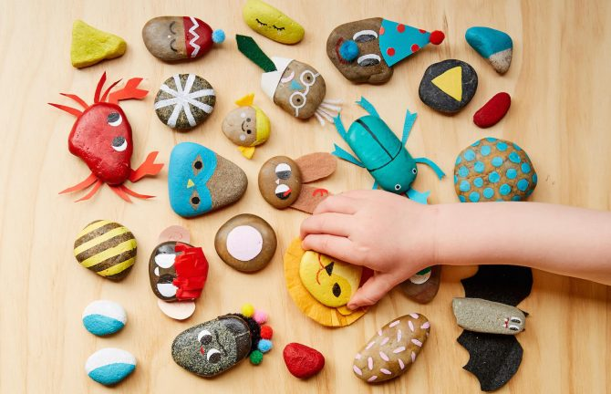 Pet Rocks with Beci Orpin