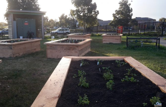 CERES presents 'Kitchen Garden Workshop'