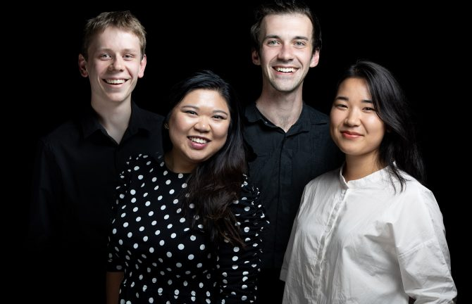 Australian Youth Orchestra presents the Partridge String Quartet
