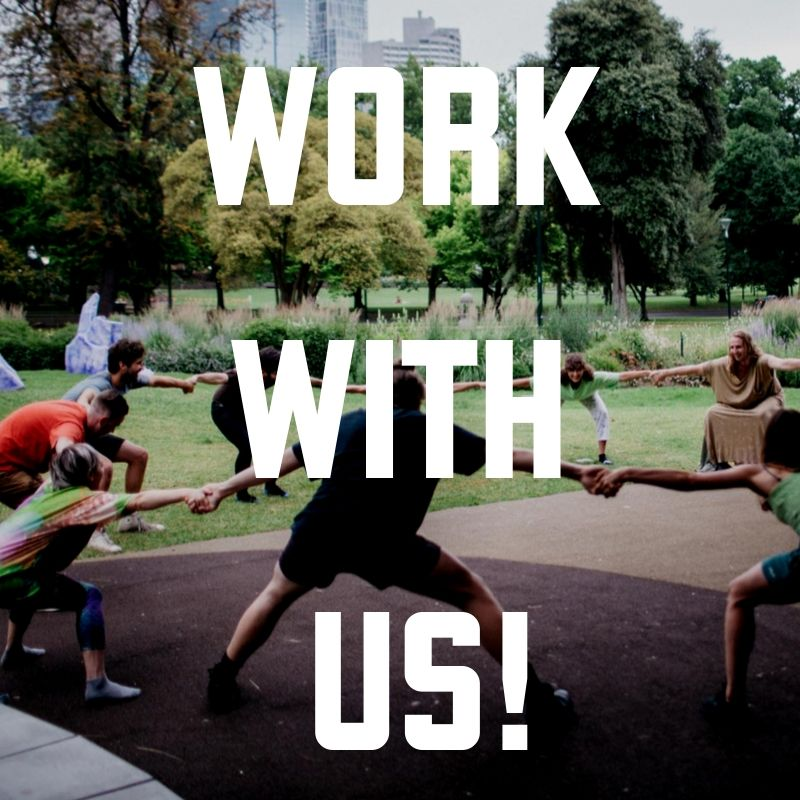 Work with us! Program Coordinator wanted