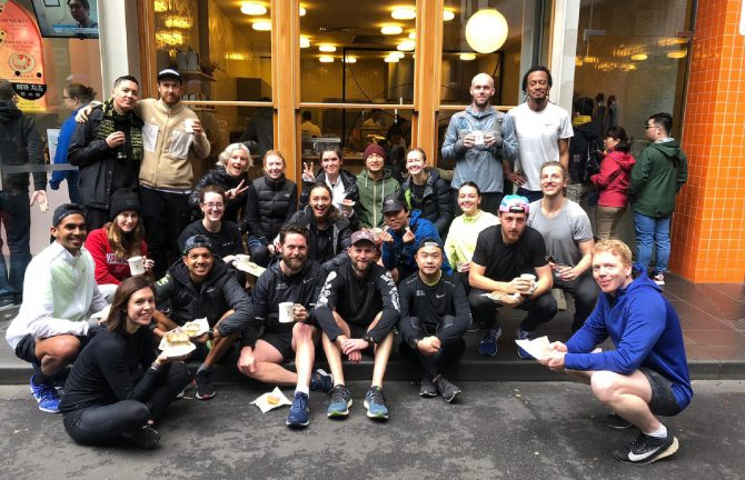 AM:PM.Running Crew—Setting new paths through running