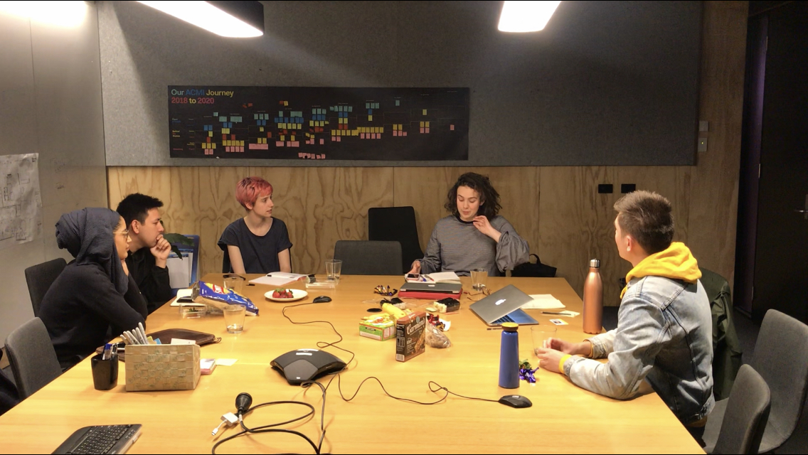 Q&A: Meet our M_Curators team of young programmers