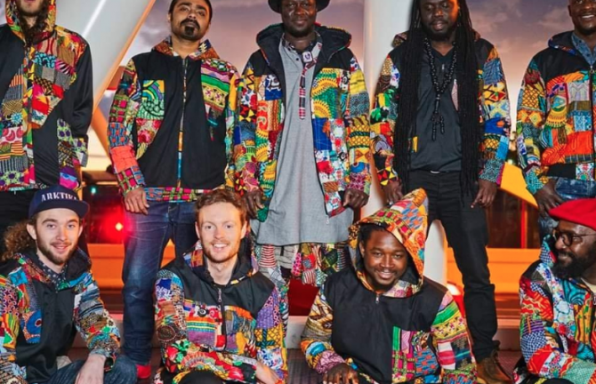 Music in Exile presents Ausecuma Beats