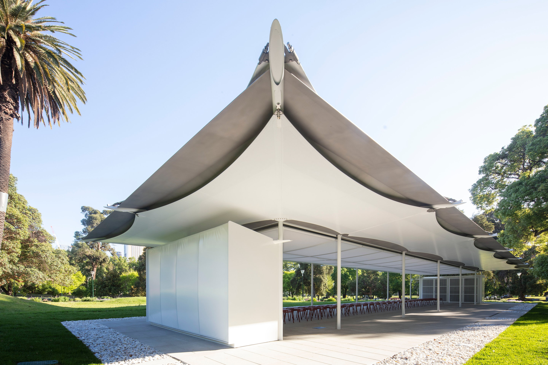 BIG NEWS! MPavilion 2019 in designboom's list of best pavilions