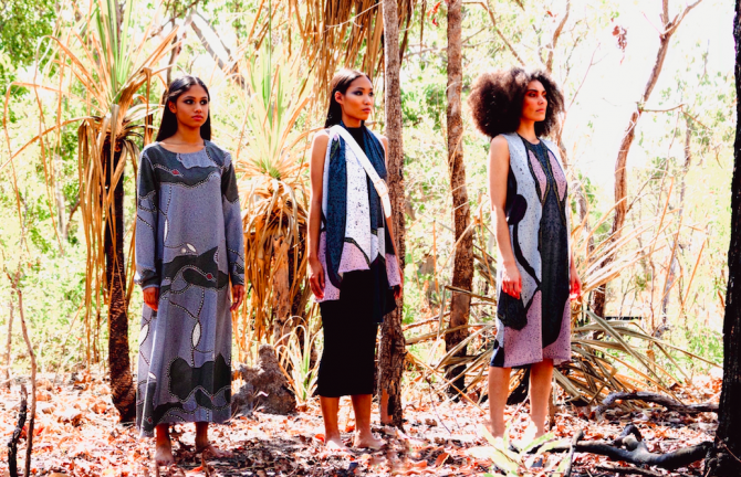 Indigenous Fashion Storytelling