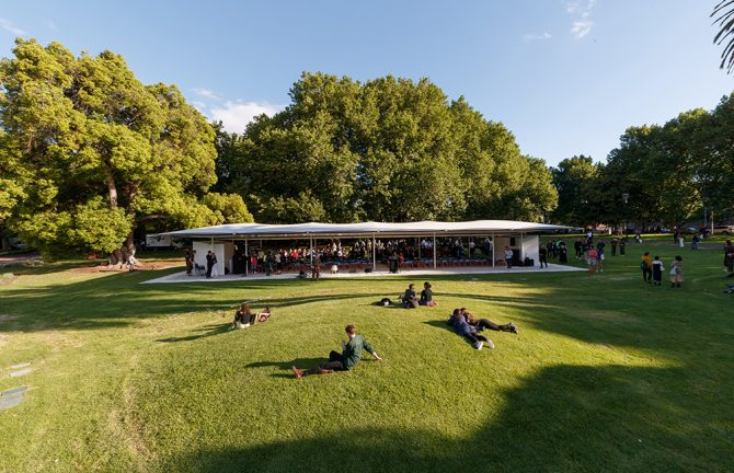 MPavilion Writing Residency Applications Now Open