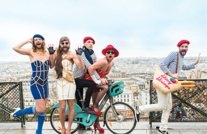 Baguette, Beret, Irreverence…Be French in Your Own Way!