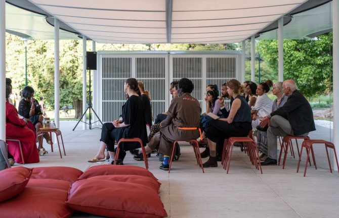 MPavilion Book Club Podcasts