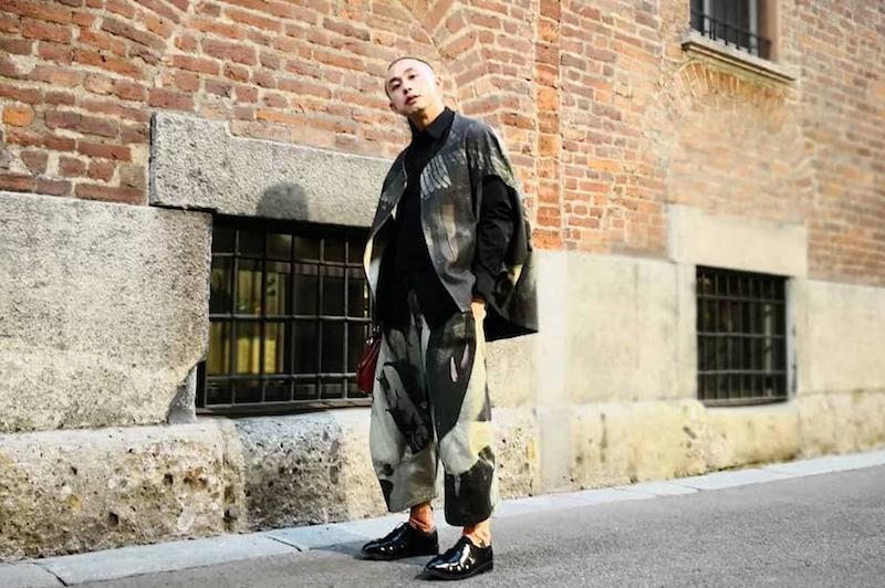 Q&A with fashion designer Vincent Li