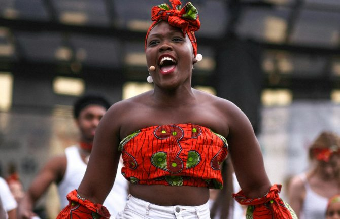 Dance at MPavilion Docklands: Afrodance with Kwabo Events