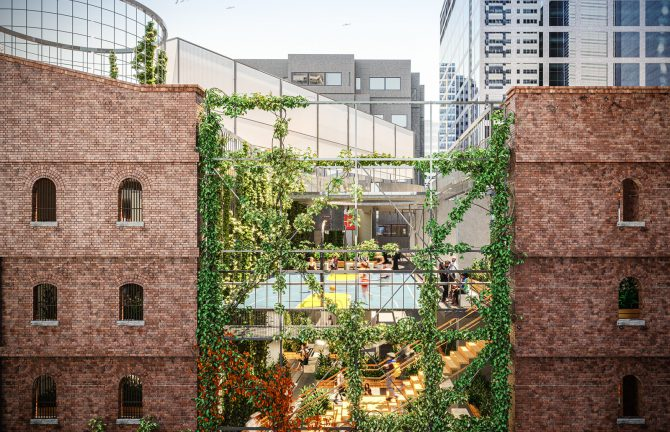 A Treasure Trove of Space: Rethinking Melbourne's Car Parks for Future Use