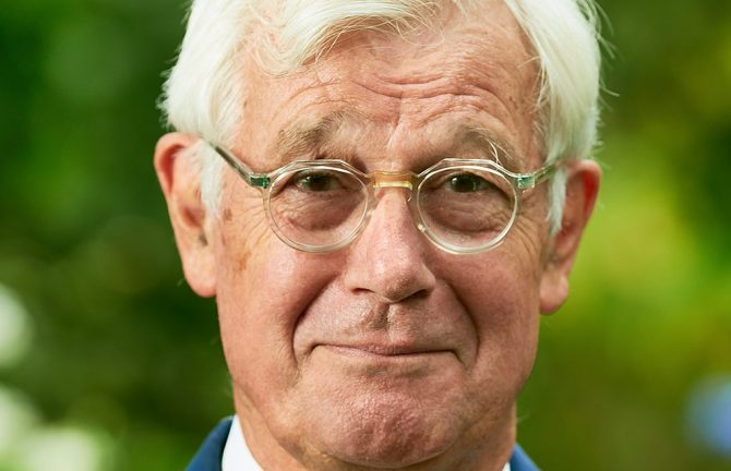 Julian Burnside AO QC in Conversation