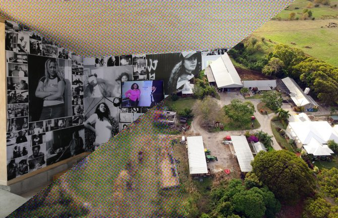 Art, Spaces & Island Ecologies