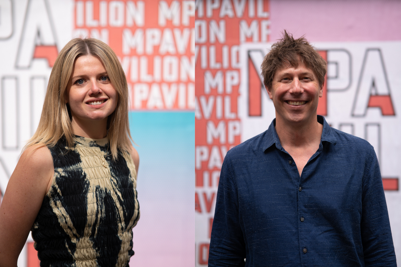 Q&A with Sam Redston and Jen Zielinska