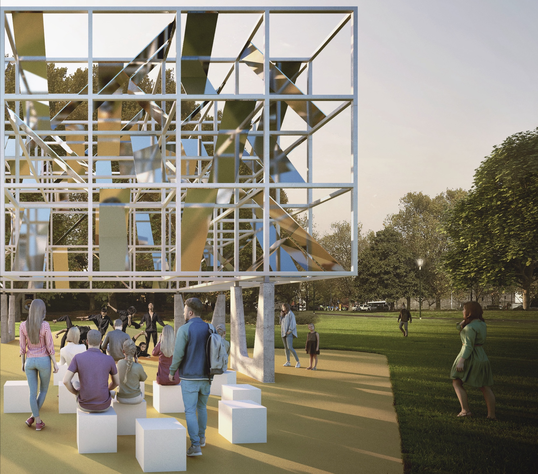 Want to be part of the MPavilion 2021 program?